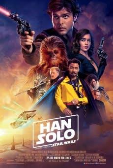 """Durango, """"El Doctor de la felicidad"""", """"El taller de la escritura"""", """"Han Solo: Una historia de Star Wars"""" @ Zugaza Zinema"""