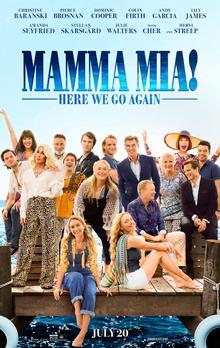"""Durango, """"El mejor verano de mi vida"""", """"Mamma Mia. Una y otra vez"""", """"La 1ª Purga. La noche de las bestias"""" @ Zugaza Zinema"""