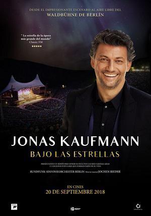 """Durango, Jonas Kaufmann """"Bajo las estrellas"""" opera @ Zugaza Zinema"""