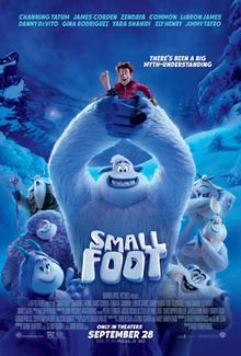 """Durango, """"Smallfoot"""" (euskaraz eta erdaraz) @ Zugaza Zinema"""