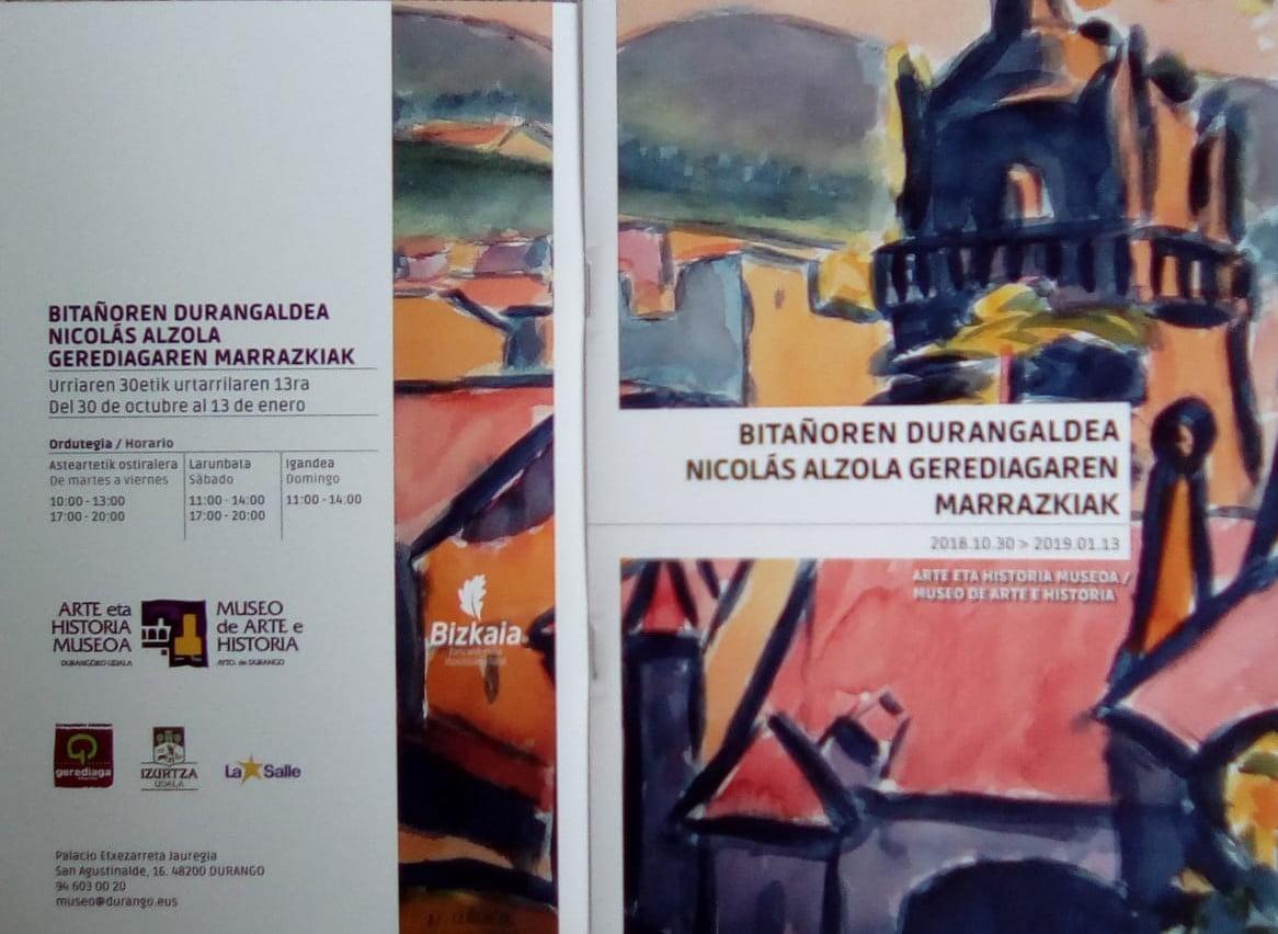 """Durango, """"Bitañoren Durangaldea"""" erakusketa @ Durangoko Museoa"""