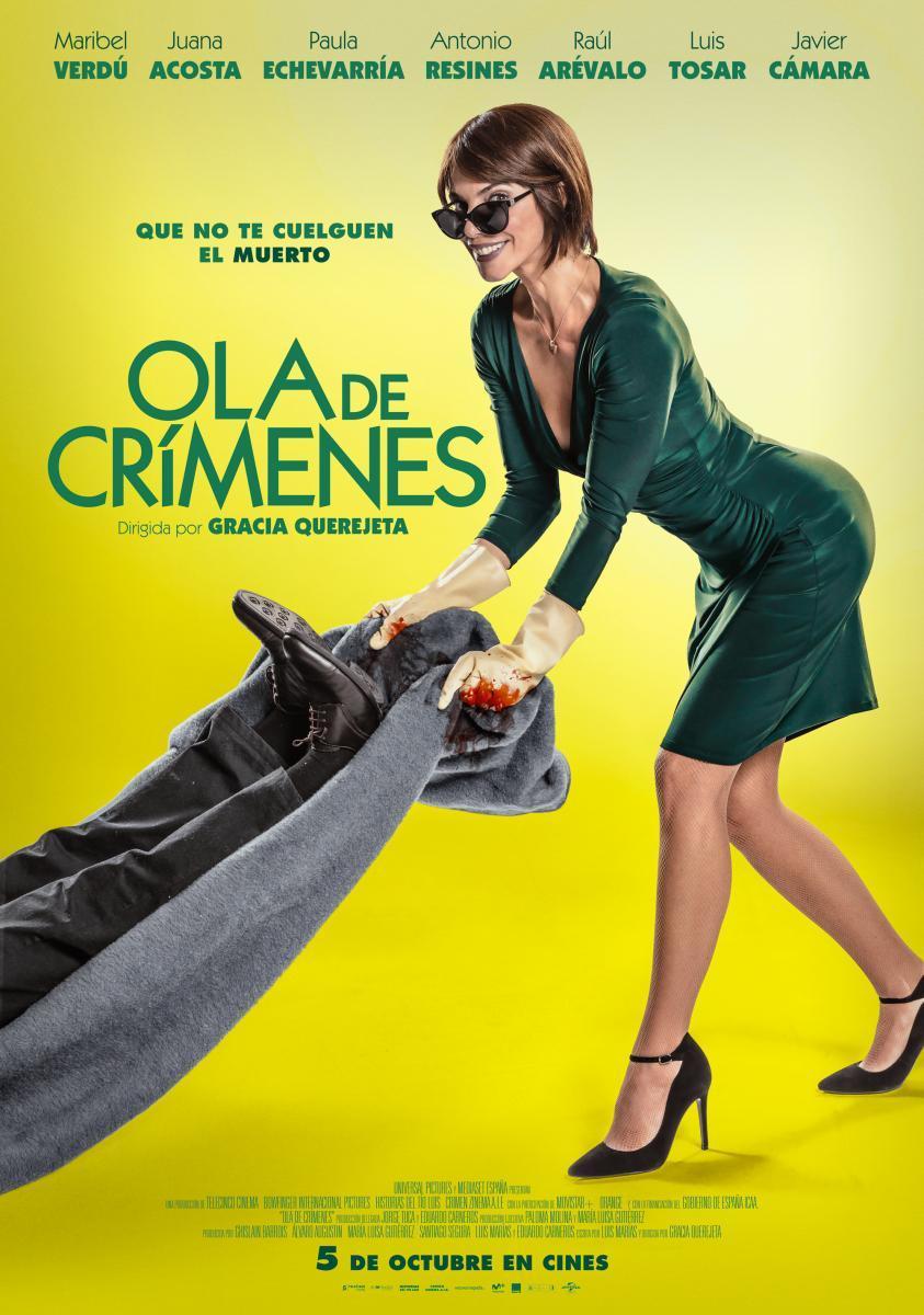 """Durango, """"La buena esposa"""", """"Cold War"""", """"Ola de crímenes"""" @ Zugaza Zinema"""