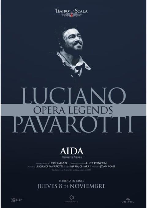 "Durango, ""Aida"" opera emanaldia @ Zugaza Zinema"