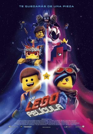"Amorebieta-Etxano, ""La Lego película 2"" @ Zornotza Aretoa"