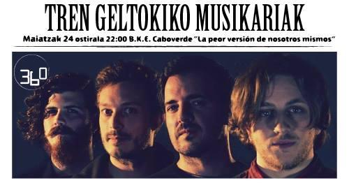 Berriz, Caboverde musika taldea @ Berrizko Kultur Etxea