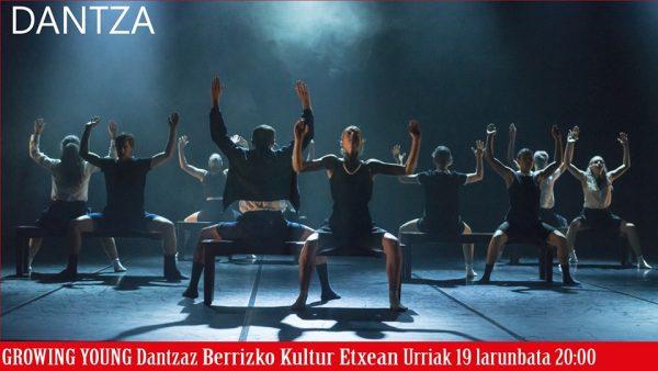 "Berriz, ""Growing Young"" @ Berrizko Kultur Etxea"