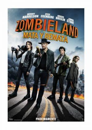 """Durango, """"Joker"""", """"Zombieland: mata y remata"""", """"Maléfica: Maestra del mal"""" @ Zugaza Zinema"""