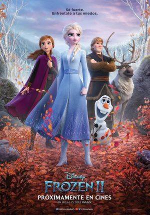 """Durango, """"Frozen 2"""" @ Zugaza Zinema"""