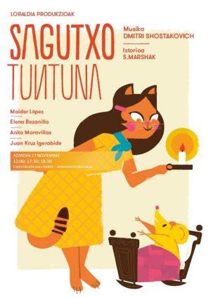 """Durango, """"Sagutxo Tuntuna"""" @ San Agustin Kultur Gunea"""