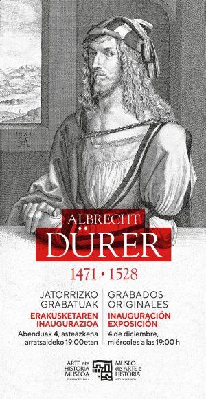"""Durango, """"Alberto Durero"""" erakusketa @ Durangoko Museoa"""