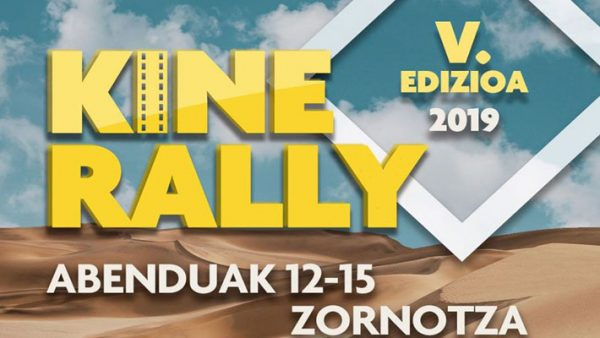 Amorebieta-Etxano, V. Kine Rally Film laburren lehiaketa @ Zelaieta Zentroa