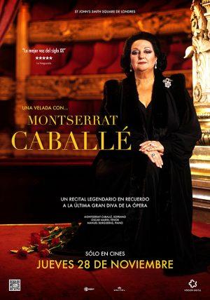 """Durango, """"Una velada con Montserrat Caballé"""" @ Zugaza Zinema"""