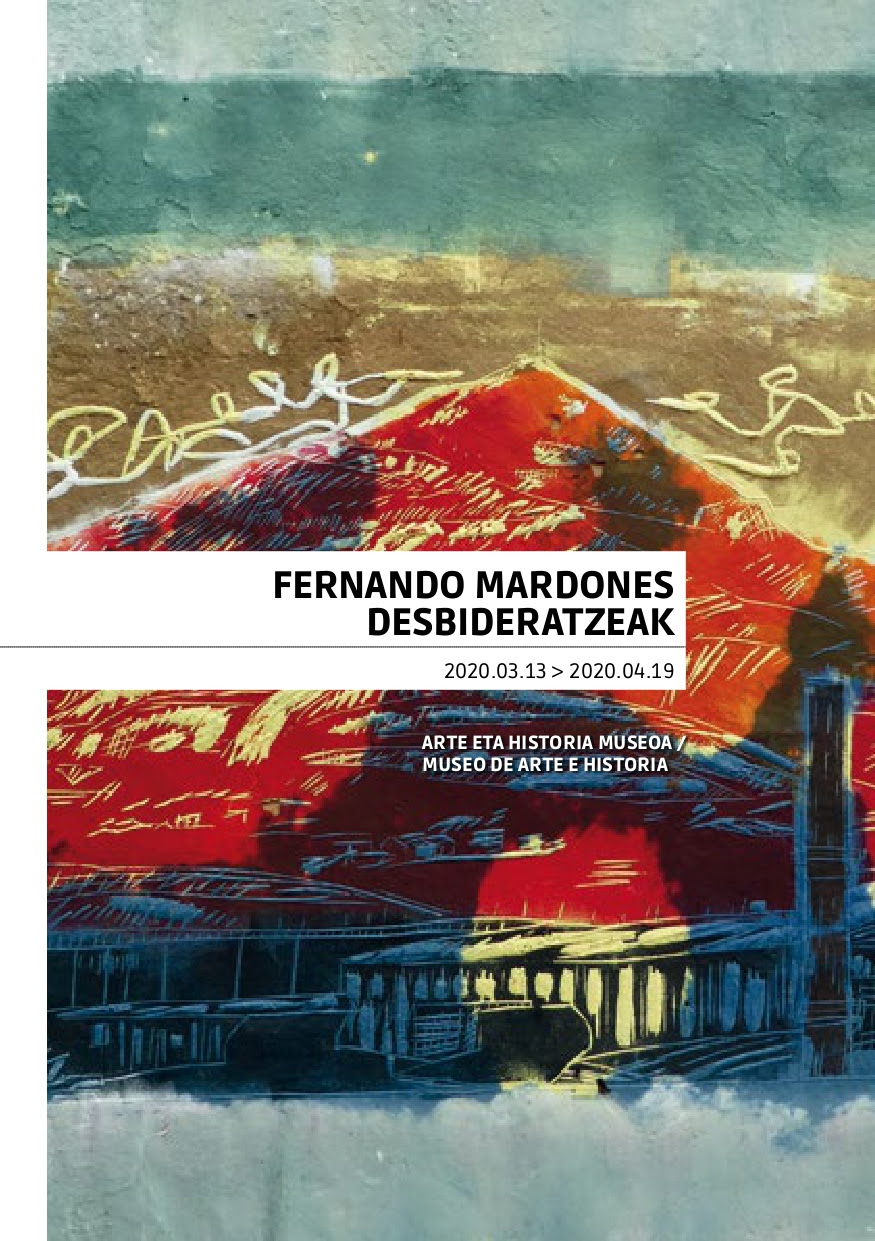 """Durango, """"Desbideratzeak"""" erakusketa @ Durangoko Arte eta Historia Museoa"""