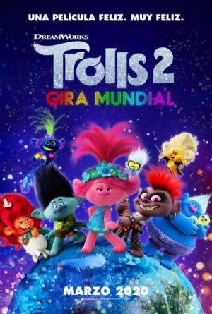 """Durango, """"Trolls 2. Gira Mundial"""" @ Zugaza Zinema"""