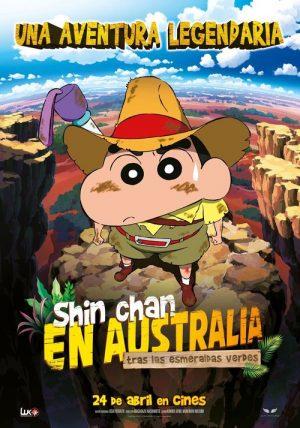 "Amorebieta-Etxano, ""Shin Chan en Australia"" @ Zornotza Aretoa"