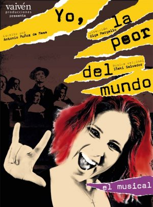 "Amorebieta-Etxano, ""Yo la peor del mundo"" @ Zornotza Aretoa"