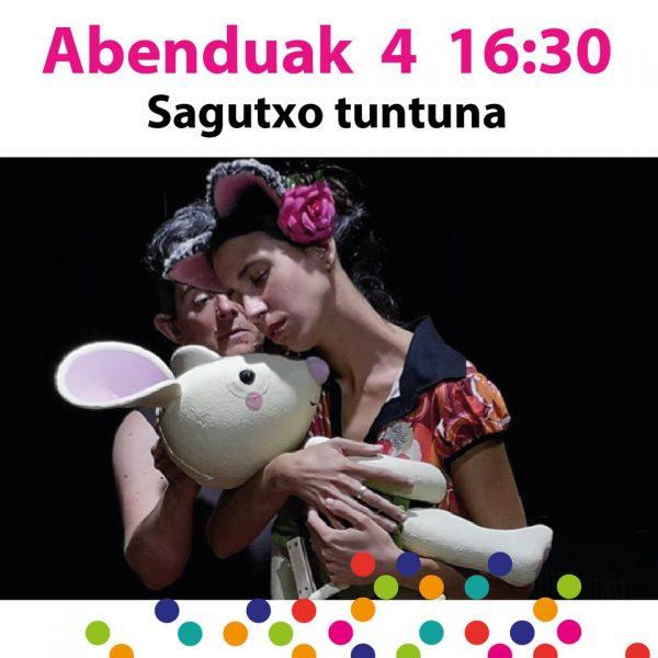 Berriz, Sagutxo Tuntuna @ Berrizko Kultur Etxea