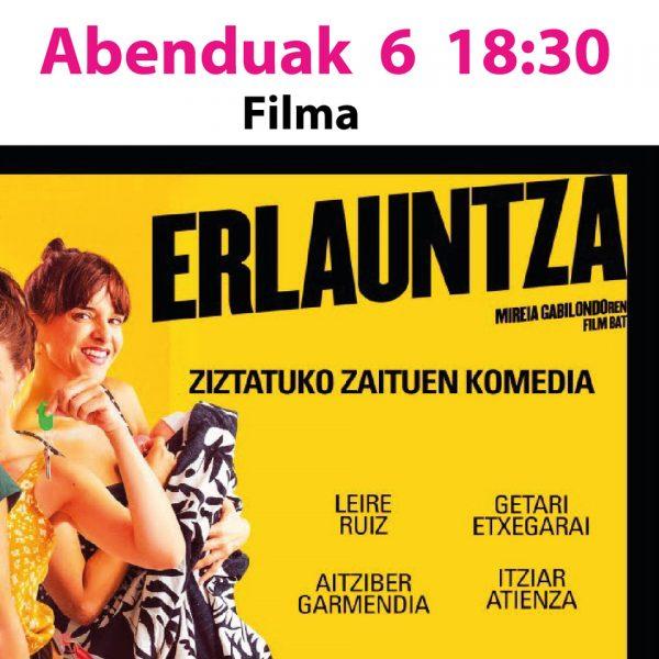 """Berriz, """"Erlauntza"""" @ Berrizko Kultur Etxea"""
