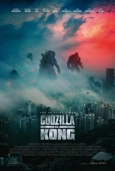"""Durango, """"Godzilla vs Kong"""" @ Zugaza Zinema"""