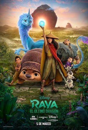 """Durango, """"Raya y el último dragón"""" @ Zugaza Zinema"""