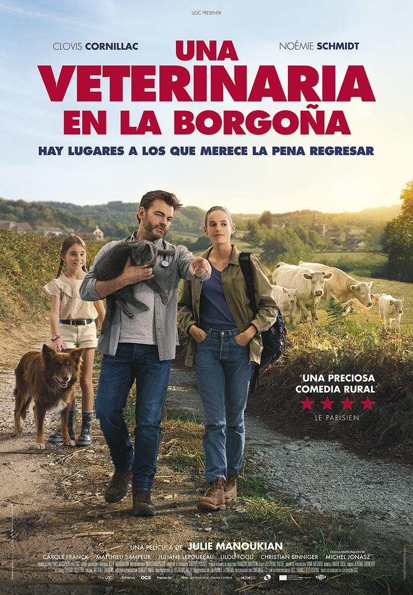 """Durango, """"Una veterinaria en la Borgoña"""" @ Zugaza Zinema"""