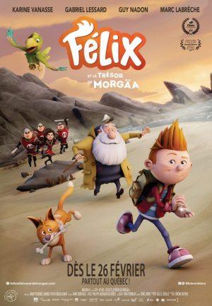 "Amorebieta-Etxano, ""Félix y el tesoro de Morgäa"" @ Zornotza Aretoa"