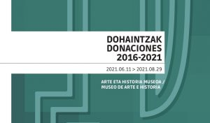 """Durango, """"Dohaintzak"""" erakusketa @ Durango Museoa"""