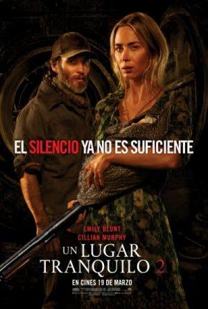 """Durango, """"Un lugar tranquilo 2"""", """"El inglés que cogió una maleta y se fue al fin del mundo"""" @ Zugaza Zinema"""