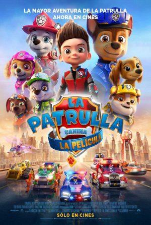 """Elorrio, """"La patrulla canina. La película"""" @ Arriola Kultur Aretoa"""