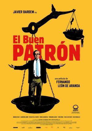"""Durango, """"El buen patrón"""" @ Zugaza Zinema"""