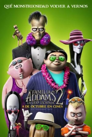 """Durango, """"La familia Addams 2"""" @ Zugaza Zinema"""