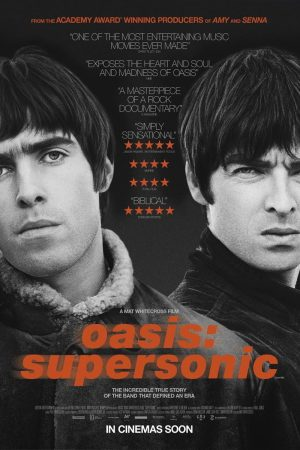 "Durango, ""Oasis: Supersonic"" @ Zugaza Zinema"